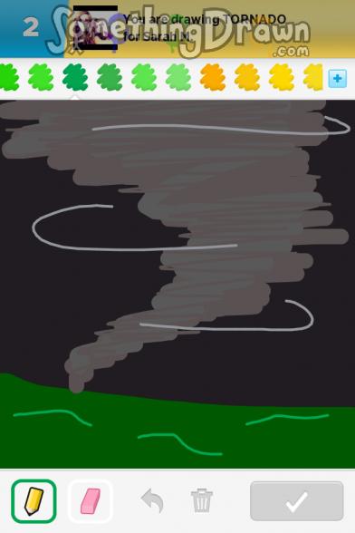 SomethingDrawn.com - TORNADO drawn by N00bsaur on Draw ...